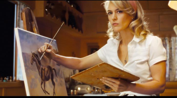 Jenni Baird in Alien Trespass (2009)