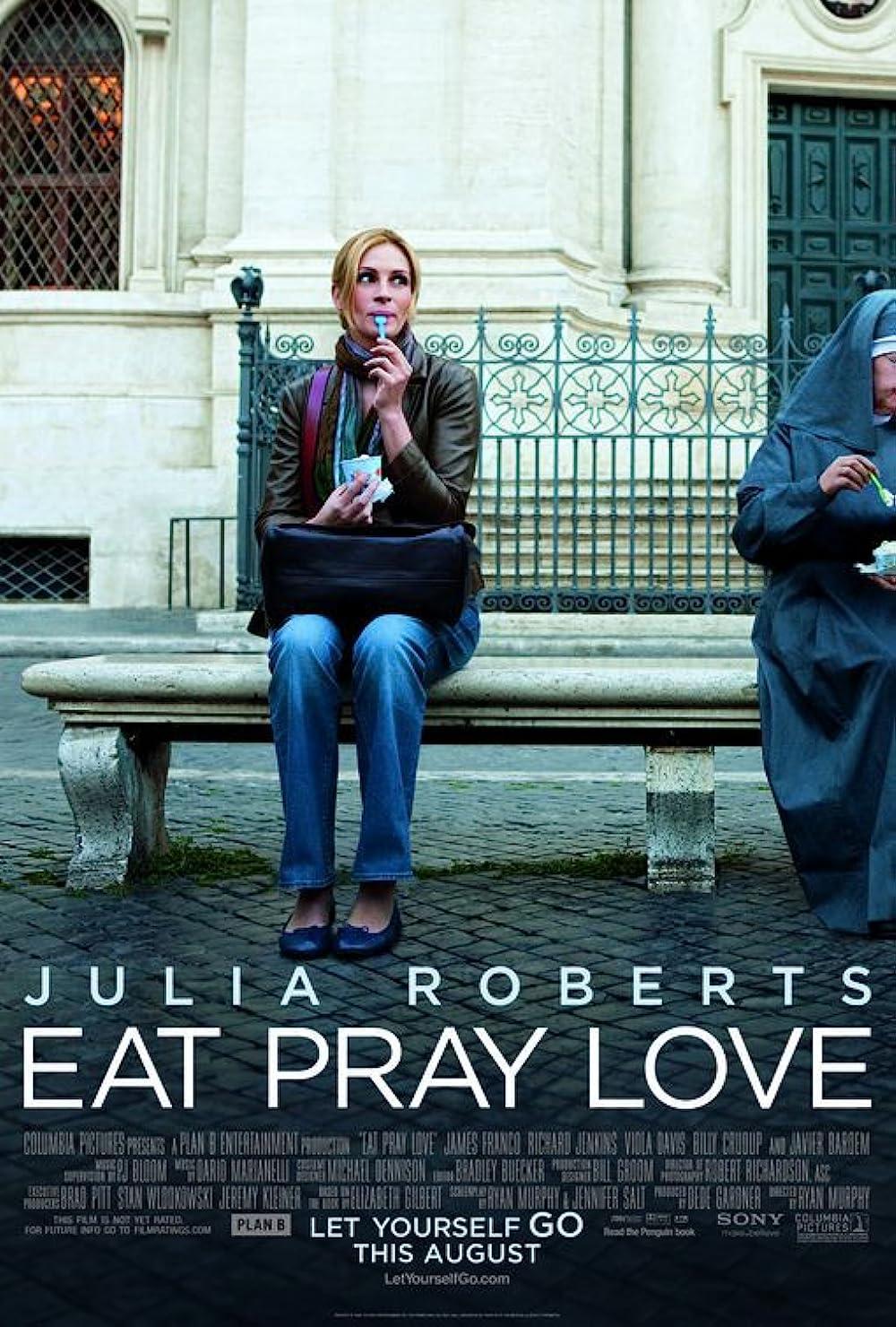 Eat Pray Love (2010) - IMDb