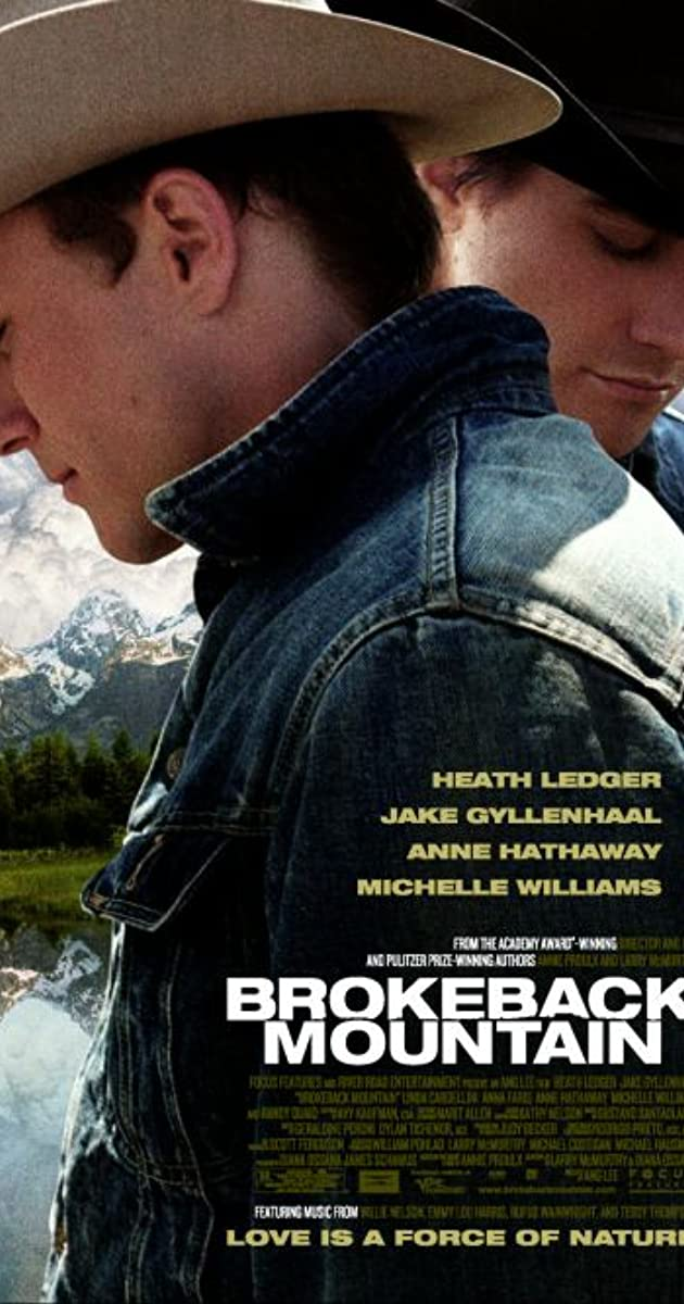 Brokeback Mountain 2005 Imdb