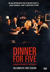 Watching movies comedy Dinner for Five by [avi]