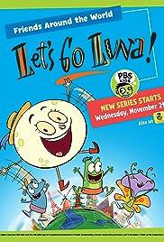 Let's Go Luna! Poster