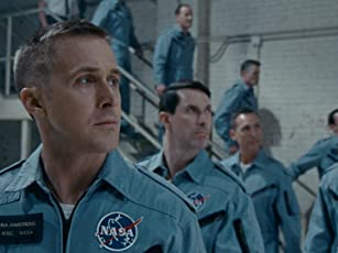Patrick Fugit, Ryan Gosling, and Shawn Eric Jones in First Man (2018)