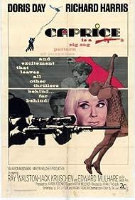 Caprice (1967) Poster - Movie Forum, Cast, Reviews
