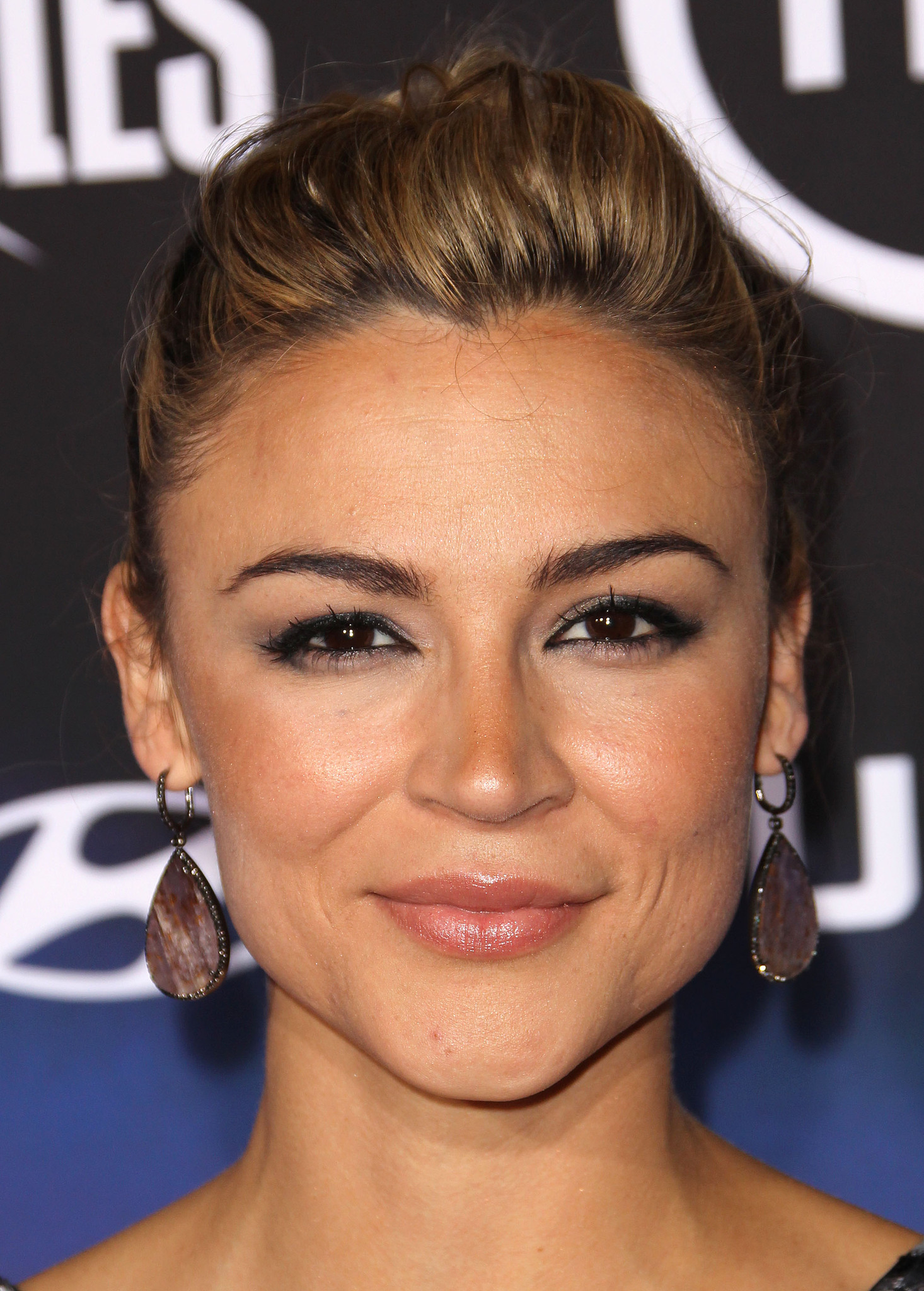 Samaire Armstrong body