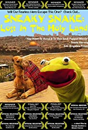 Sneaky Snake: Lost in the Holy Land Poster