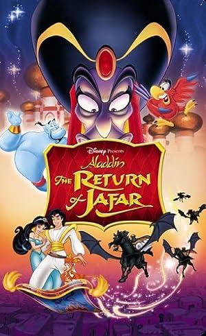 Aladdin – O Retorno de Jafar Dublado