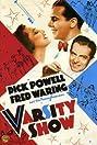 Varsity Show (1937) Poster