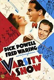 Varsity Show (1937) Poster - Movie Forum, Cast, Reviews