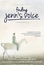 Finding Jenn's Voice Poster