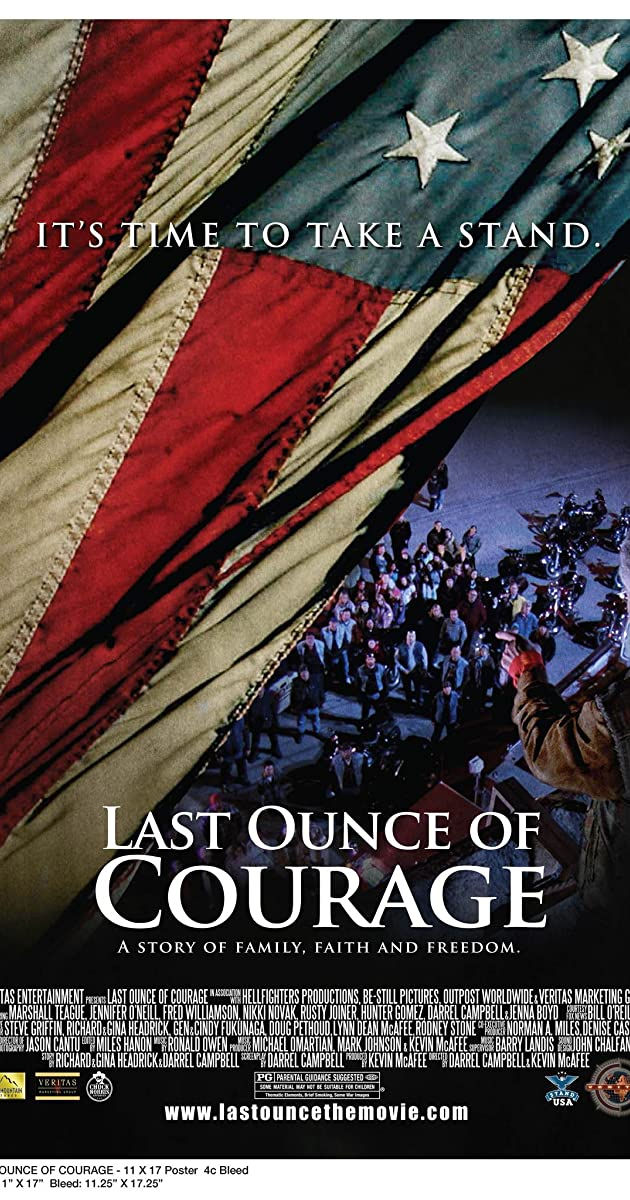 Subtitle of Last Ounce of Courage