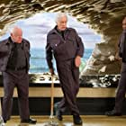 Mickey Rooney, Dick Van Dyke, and Bill Cobbs in Night at the Museum (2006)