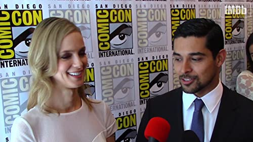 "Interview: Comic-Con 2015: IMDb Interviews - The ""Minority Report"" Cast"