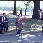 Sonny & Julian in the park