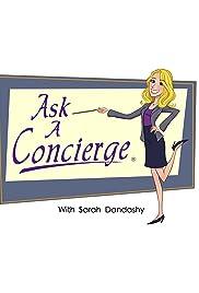 Ask a Concierge Poster