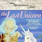 Alan Arkin, Christopher Lee, and Mia Farrow in The Last Unicorn (1982)
