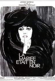 Jeanne Moreau in La mariée était en noir (1968)