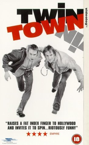 Llyr Ifans and Rhys Ifans in Twin Town (1997)