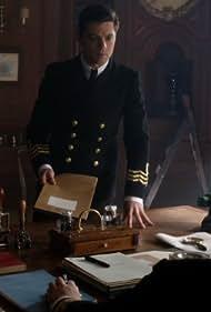 Dominic Cooper in Fleming (2014)