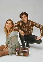 Cole Sprouse x Haley Lu Richardson: The Photoshoot