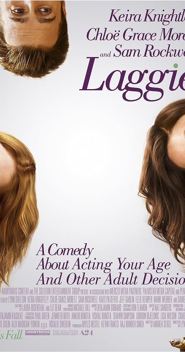 Užstrigusi paauglystėje / Laggies (2014) Online