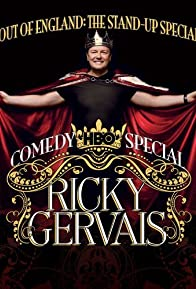 Primary photo for Ricky Gervais: Out of England - The Stand-Up Special