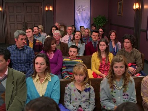 The Middle (Una Familia Modelo) 5×13 – Juegos hambrientos