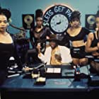 Michael Colyar, Shireen Crutchfield, Neisha Folkes-LeMelle, and Katrina McNeal in House Party 3 (1994)