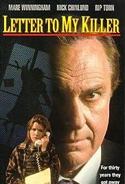 Letter to My Killer Poster