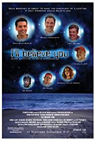 Primary photo for I'll Believe You