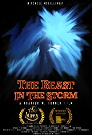 The Beast in the Storm Poster