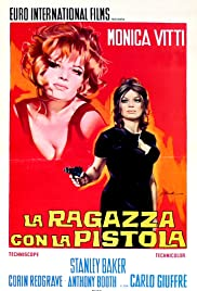 The Girl with a Pistol Poster