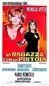 Movie downloads for the La ragazza con la pistola by Ettore Scola [mpeg]