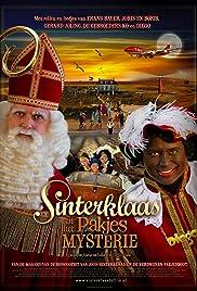 Sinterklaas en het pakjes mysterie Poster