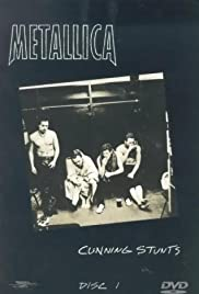 Metallica: Cunning Stunts Poster