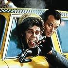 Bill Murray and David Johansen in Scrooged (1988)