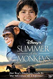Summer of the Monkeys (1998) Poster - Movie Forum, Cast, Reviews