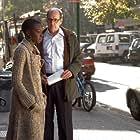 Richard Jenkins and Danai Gurira in The Visitor (2007)