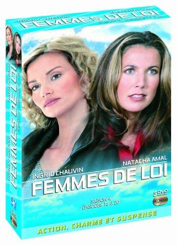 Natacha Amal and Ingrid Chauvin in Femmes de loi (2000)