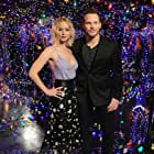 Chris Pratt and Jennifer Lawrence at an event for Passengers (2016)