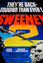 Sweeney 2 (1978) Poster - Movie Forum, Cast, Reviews