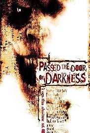 Passed the Door of Darkness Poster