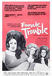 Female Trouble (1974) Poster - Movie Forum, Cast, Reviews