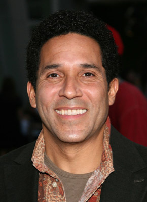Oscar Nuñez at an event for The Promotion (2008)