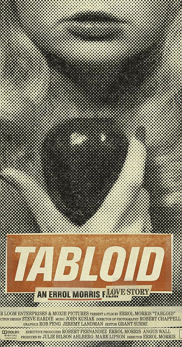 Subtitle of Tabloid