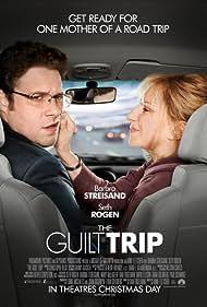 Barbra Streisand and Seth Rogen in The Guilt Trip (2012)