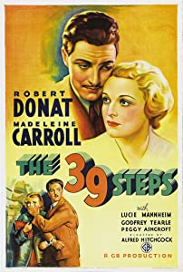 Rent movie downloads The 39 Steps [640x352]
