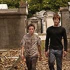 Frankie Muniz and Jon Foster in Stay Alive (2006)
