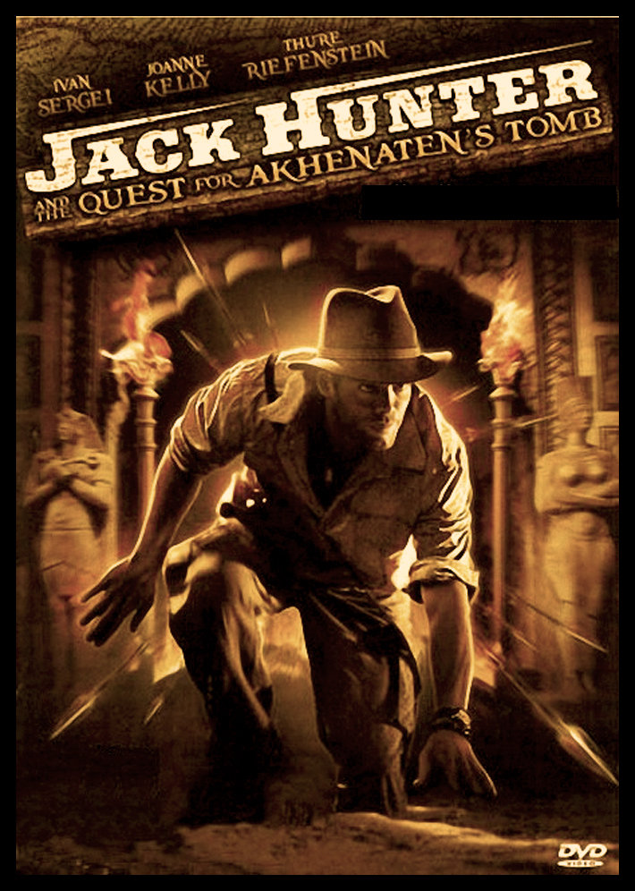 Jack Hunter and the Quest for Akhenaten's Tomb 2008 Dual Audio Hindi 400MB HDRip ESubs Download