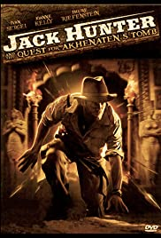 Jack Hunter and the Quest for Akhenaten's Tomb Poster