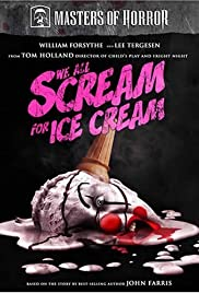 We All Scream for Ice Cream Poster
